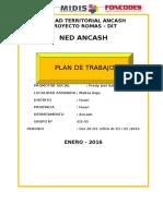 1. Plan de Trabajo Foncodes Fredy