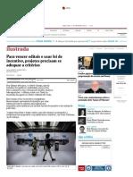 Para Vencer Editais e Usar Lei de Incentivo, Projetos Precisam Se Adequar a Critérios - 05-11-2013 - Ilustrada - Folha de S