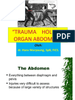 Hollow Organ Injury