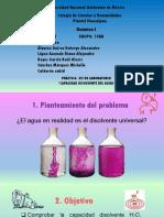 Práctica # 2 Laboratorio Equipo #1 Grupo 158a