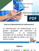 Expo Administracion de Medicamentos