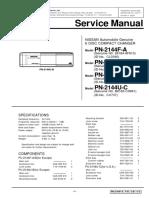 Clarion PN-2144U E5614-00