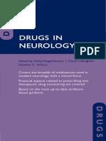 Drugs in Neurology - OXFORD 2017