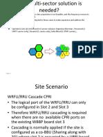 Huawei UMTS 6 Sector-Config Guide V1.1