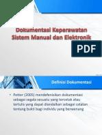 325199886 Dokumentasi Keperawatan Sistem Manual Dan Elektronik