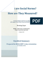 B. Mackie Et Al How Are Social Norms Measured SHORT