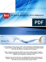 Pt Rock Medical Company Profile