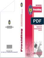 Cover Prosiding 2016
