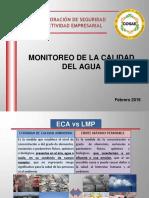 Monitoreo de La Calidad Del Agua PARTE 1