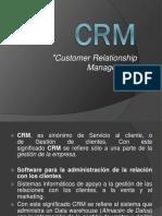 1. CRM