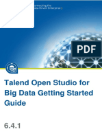 TalendOpenStudio BigData GettingStarted 6.4.1 En