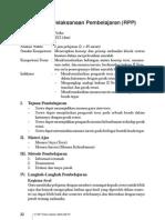 RPP Fisika Kelas XI