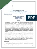 Historia Clinica Por Problemas. Weed (1)