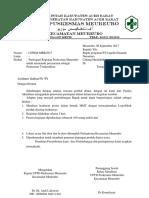 Surat Permohonan Proposal