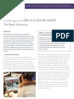 Case Study 10 - Virtual Worlds