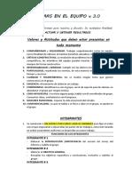NORMAS DE GRUPO 3.0
