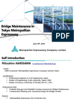 NARISAWA Bridge Maintenance