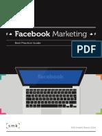 Facebook Marketing Best Practice Guide