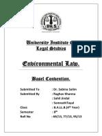 Ffff59772199 Basel Docx Environment Law (1)