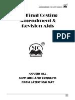 Amendment Mat Book
