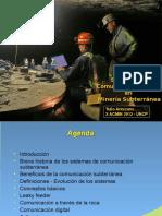 Comunicacion Digital Subterranea