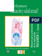 Hablemos de educación y salud sexual