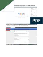 Ventanas Emergentes en Google Chrome