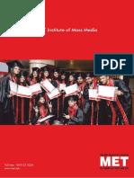 MET Institute of Mass Media