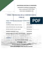 TRABAJO N°1 CIMENTACIONES SUPERFICIALES Y PROFUNDAS