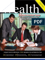 Real Estate WEALTH Magazine - PART ONE