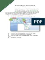 Cara Membagi Satu Kertas Menjadi Dua Halaman Di Microsoft Word