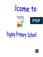 Welcome to Fagley Booklet