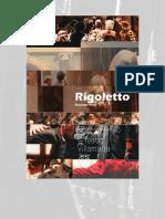 Libreto Rigoletto