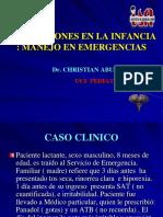 Convulsiones en La Infancia -Dr. Christian Aburto Torres