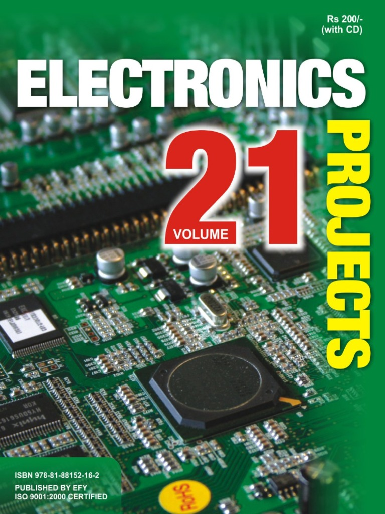 259753476 Electronics Projects No 21 2006 Magazine Pdfpdf Compact La3161 Stereo Preamplifier Disc Data Compression