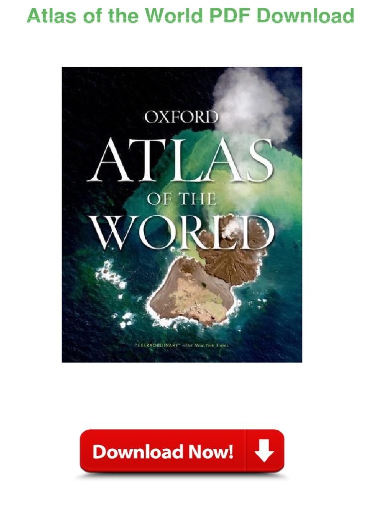 Atlas of the world pdf downloadpdf map e books sciox Gallery