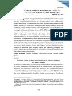 Ahidnâmeler Çerçevesinde Karadeniz'de Ticaret Ve Yabancı Tüccarların Durumu (XV-XVII. Yüzyıllar)