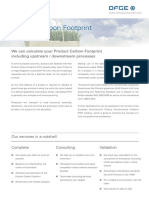 DFGE-Product Carbon Footprint Eng