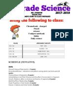 2017-2018 syllabus