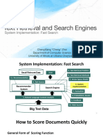CS410 2.6 System Implementation Fast Search