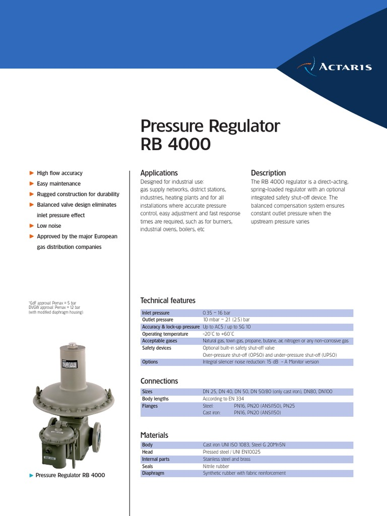 Rb4000 Act Chemical Engineering Gas Technologies