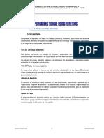Especificaciones Tecnicas Cercos Perimetricos