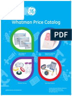 15 Whatman Pricelist 2014 INR