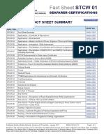AMSA fact sheet summary