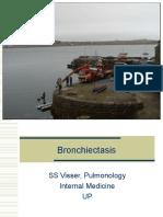 Bronchiectasis 1