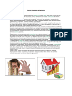 Doctrina Económica de Patrimonio.docx