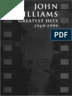 john williams - greatest hits (book).pdf