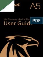 Egreat A5BD en User Guide v6.0 20170503