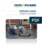 MANUAL DE PARTE XRD80U-0008-2013-REV.0-09-05-16