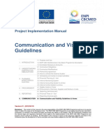 6_1_ Communication and Visibilty Guidelines